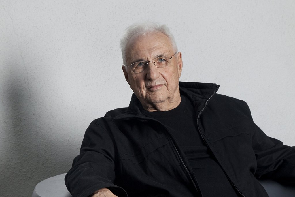 Frank Gehry for Louis Vuitton